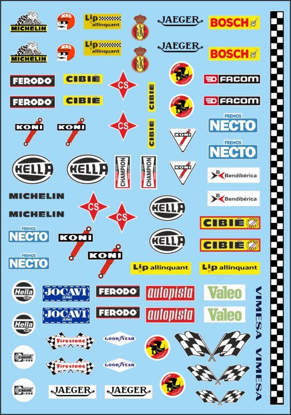 M547 Logos clasicos I