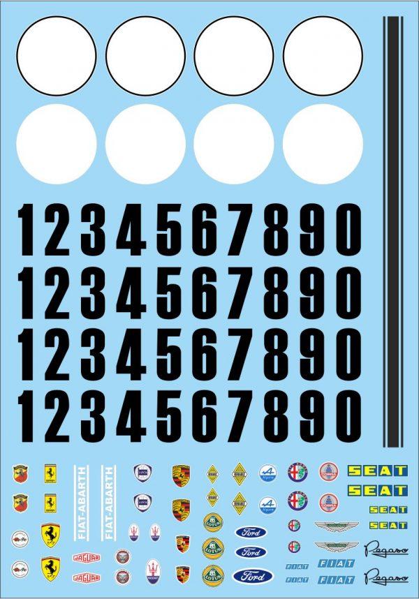 M549 Logos Clásicos III
