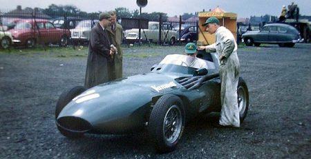 Vanwall de 1957
